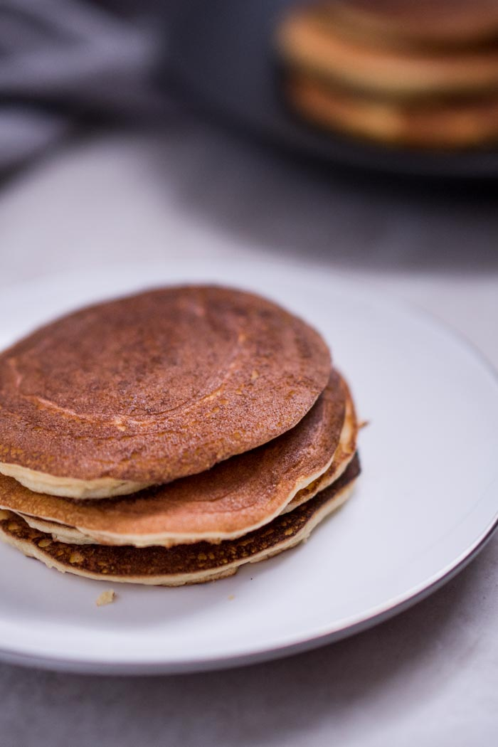 Almond Flour Pancakes Recipe - What makes pancakes light and fluffy?