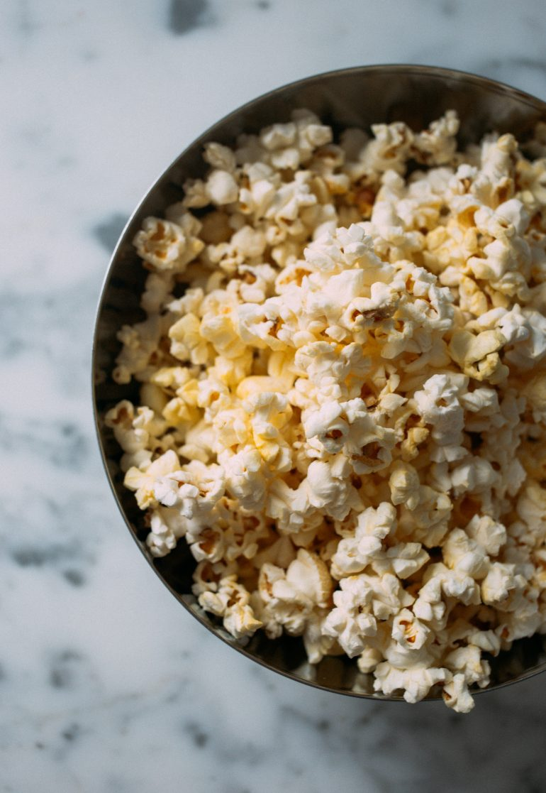 Carbs in Popcorn