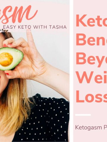 Keto Benefits Beyond Weight Loss